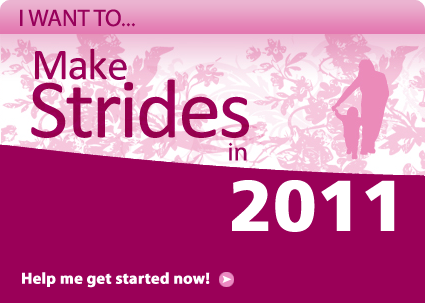Making Strides 2011