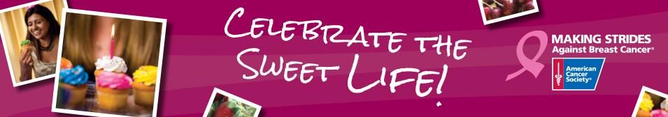Celebrate the Sweet Life banner