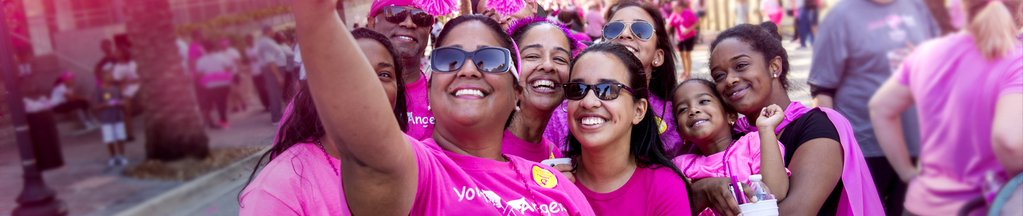 Breast Cancer Walks In San Diego, CA | Making Strides