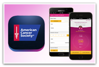 Making Strides FUNdraising App