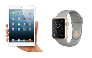 Apple iPad or Watch
