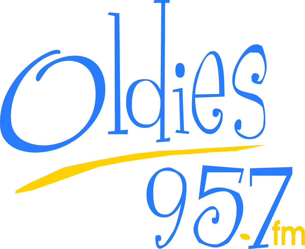 oldies 95.7 logo