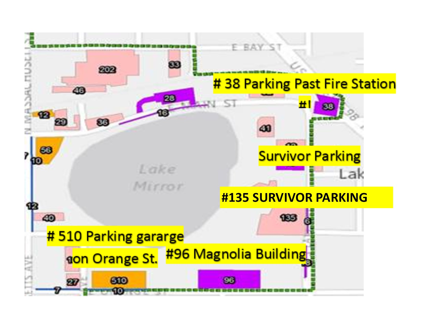 survivor parking 2