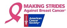 Making Strides Against Breast Cancer Logo