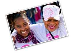 Volunteer for Making Strides